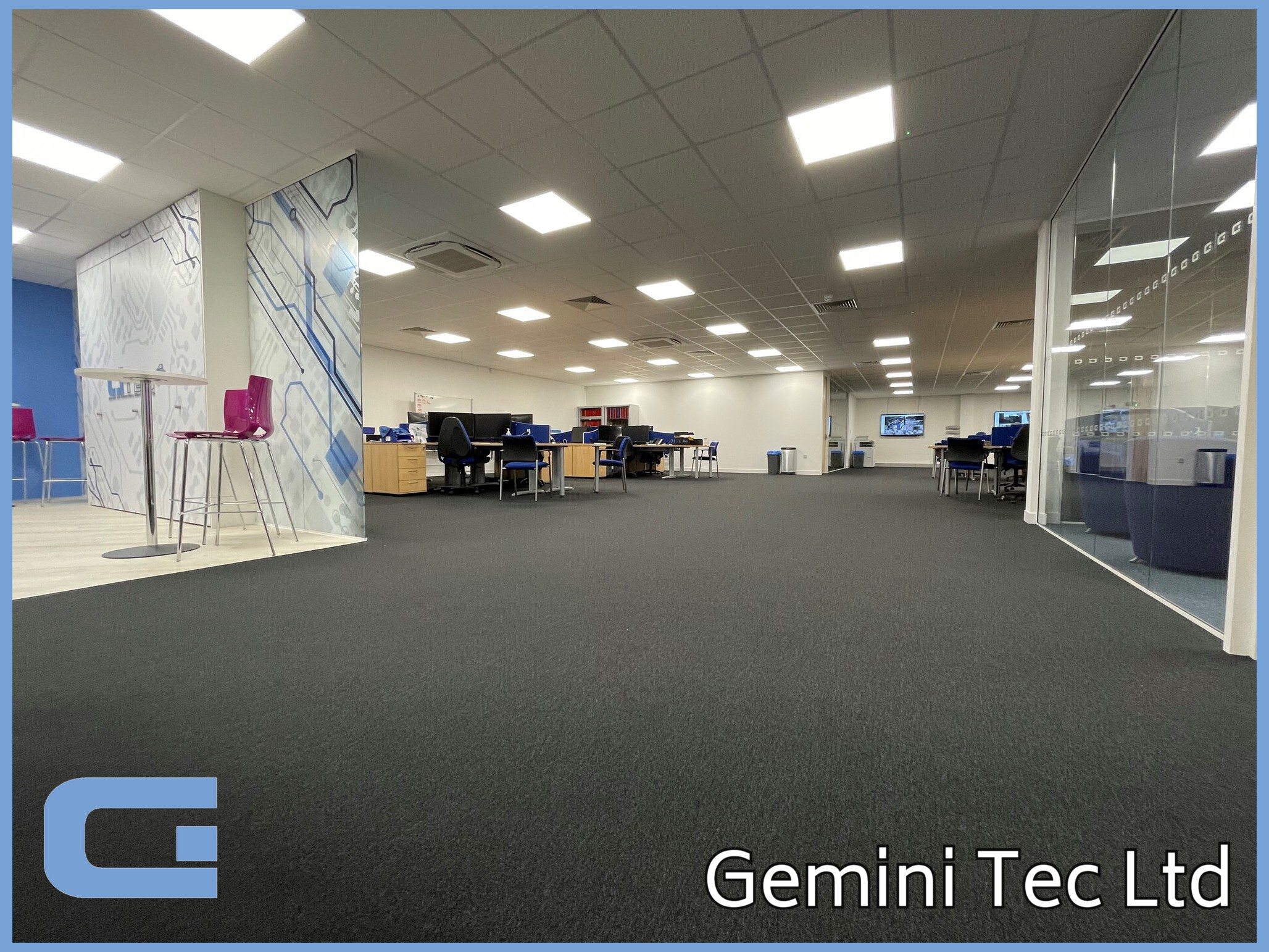G-Tec Engineering & Operations Centre